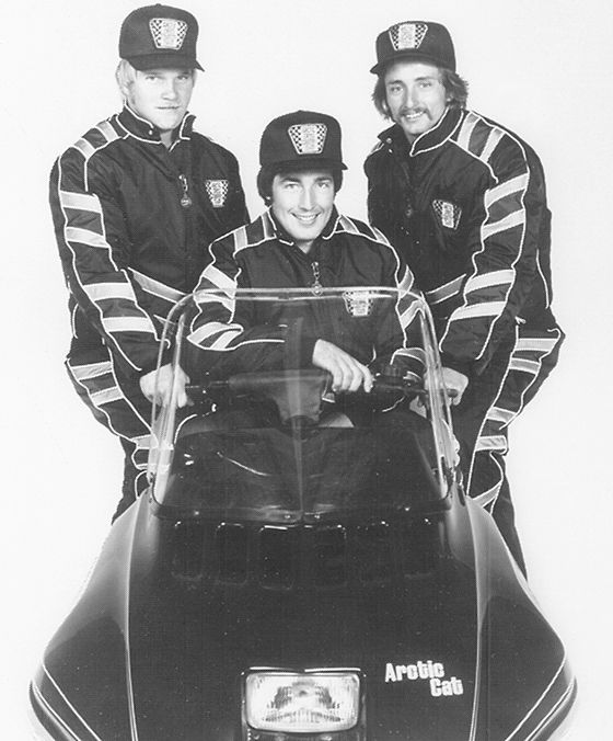 Team Arctic Legend Brian Nelson.