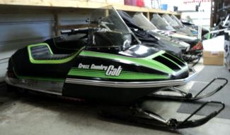 Pat Mach Arctic Cat auction July 2015
