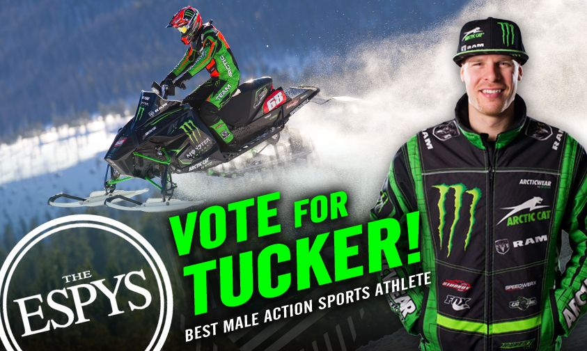 Vote for Tucker Hibbert to win a 2015 ESPY.