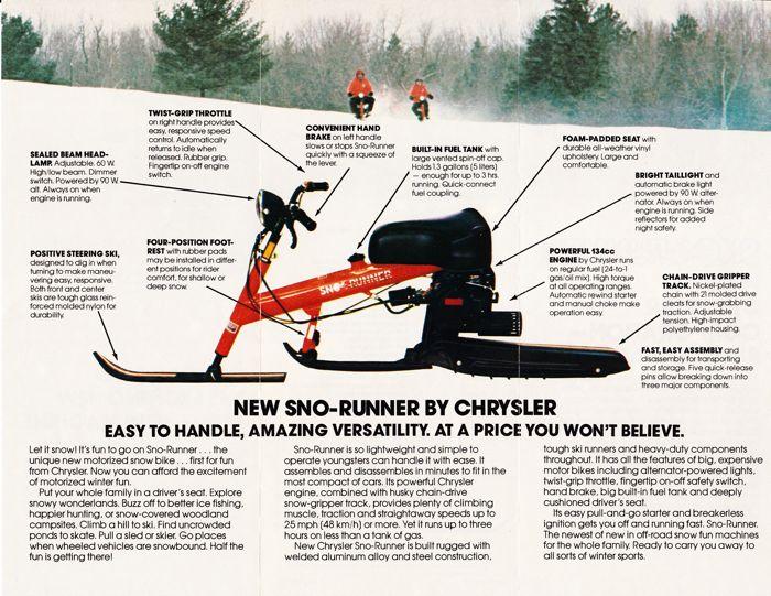 TGIF: Chrysler Sno Runner Gang at ArcticInsider.com