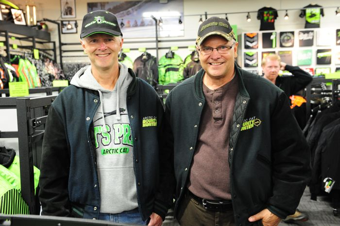 2015 Country Cat Open House for Arctic Cat. Photo by ArcticInsider.com