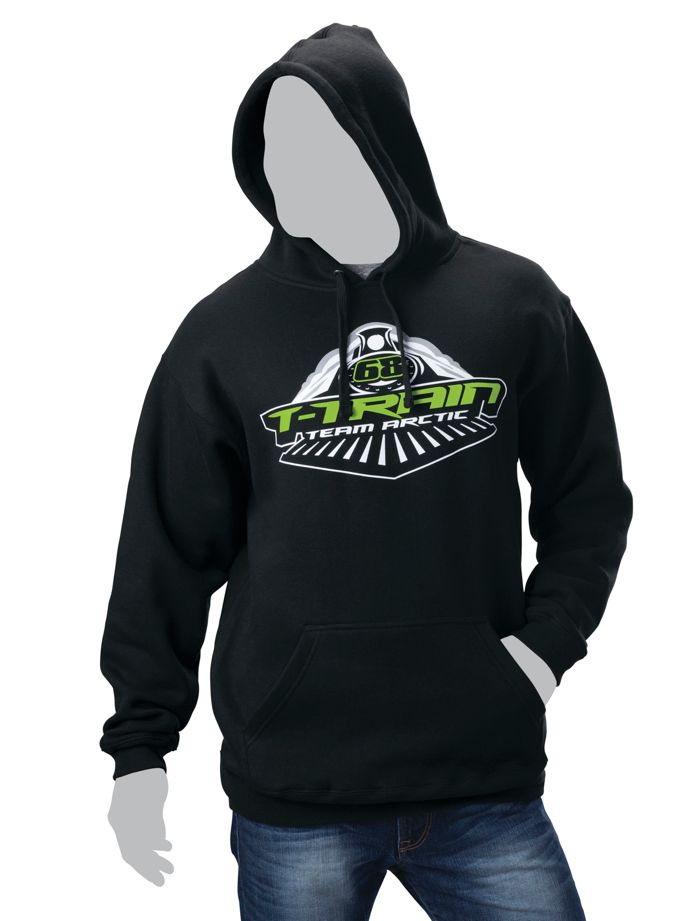 Tucker Hibbert Collection from Arctic Cat for 2016