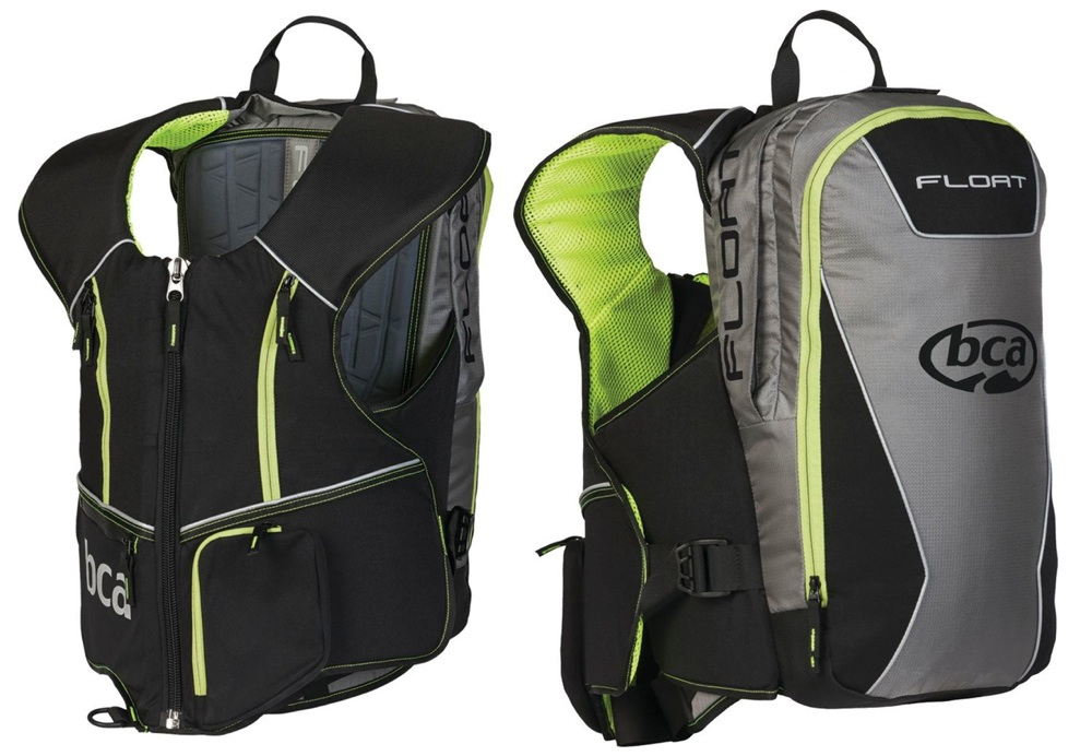 FLOAT MTNPRO Avalanche Airbag Vest from Arctic Cat.