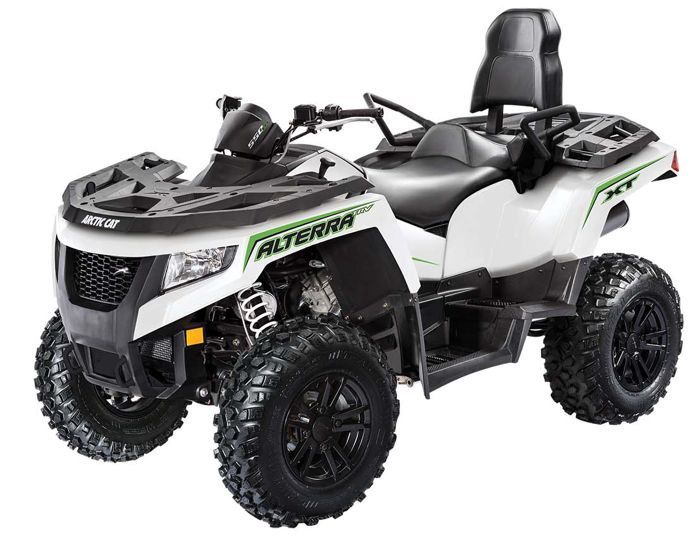 Arctic Cat Atv Models