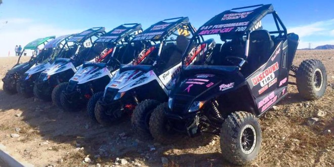 Arctic Cat Wildcats take on WORCS in 2016