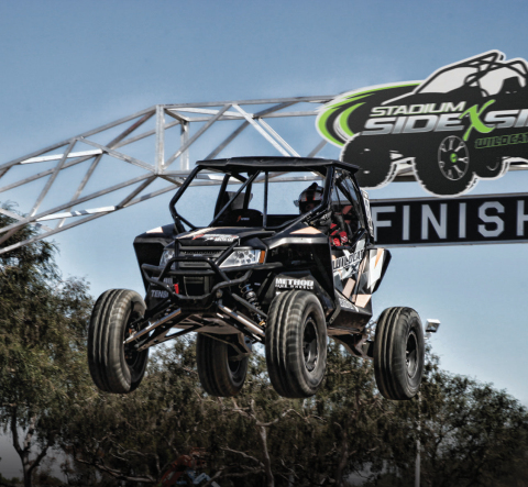 Arctic Cat Race & Ride Contest with Robby Gordon
