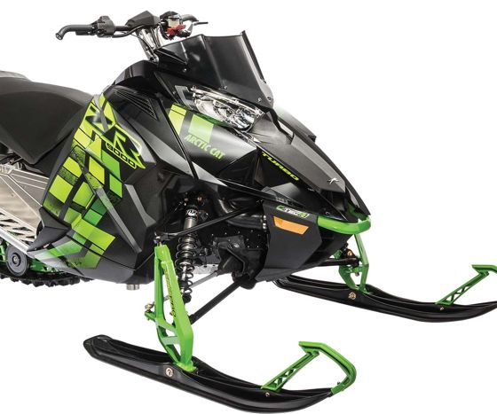 2017 Arctic Cat Body Plastic On 9000 Series Models