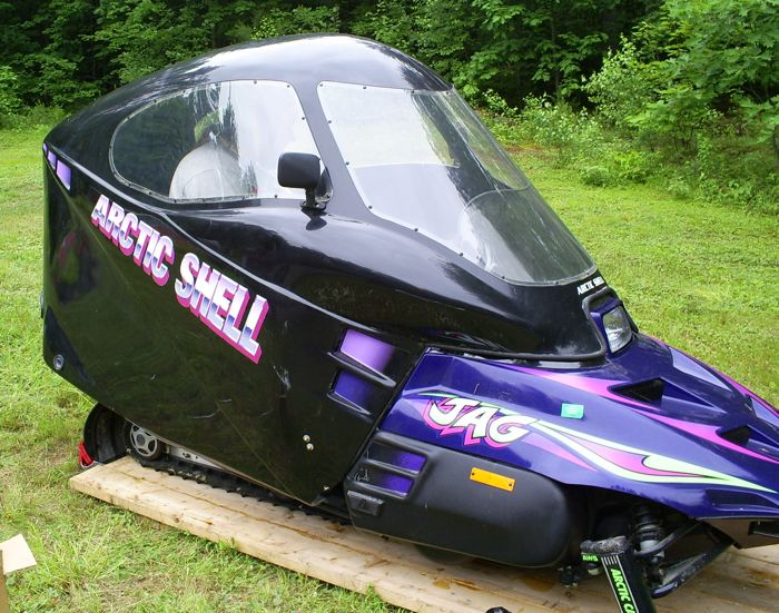 NxTLvL 860 Snowmobile