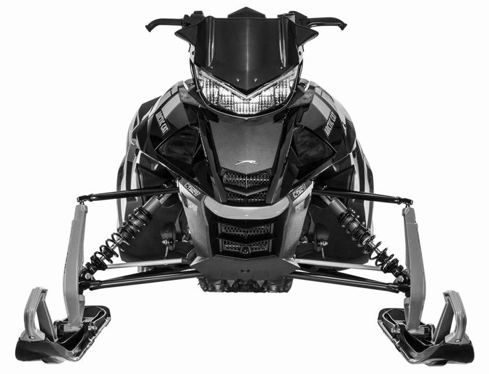 Is this the NxTLvL 860 snowmobile?
