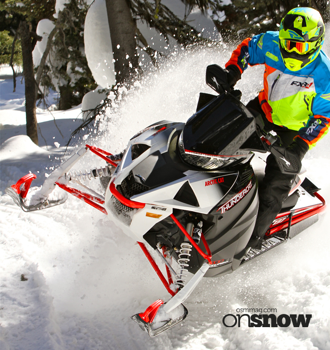 OSM Magazine on the 2017 Arctic Cat Thundercat