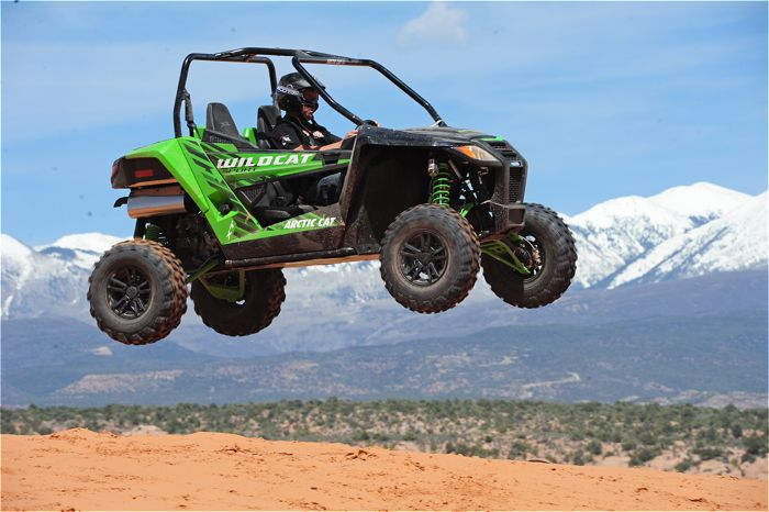 2016 Rally on the Rocks with Arctic Cat. Photo by ArcticInsider.com