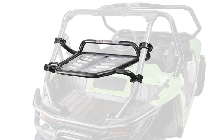 Arctic Cat Wildcat Spare Tire Carrier.