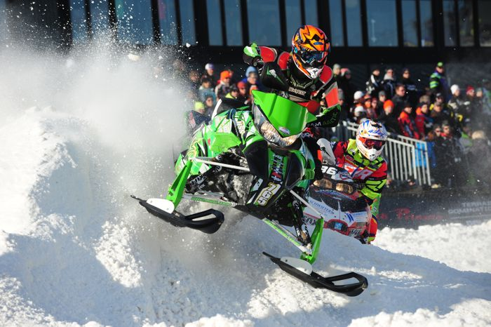 Montana Jess Wins ISOC Pro Lite Championship. Pic by ArcticInsider.com