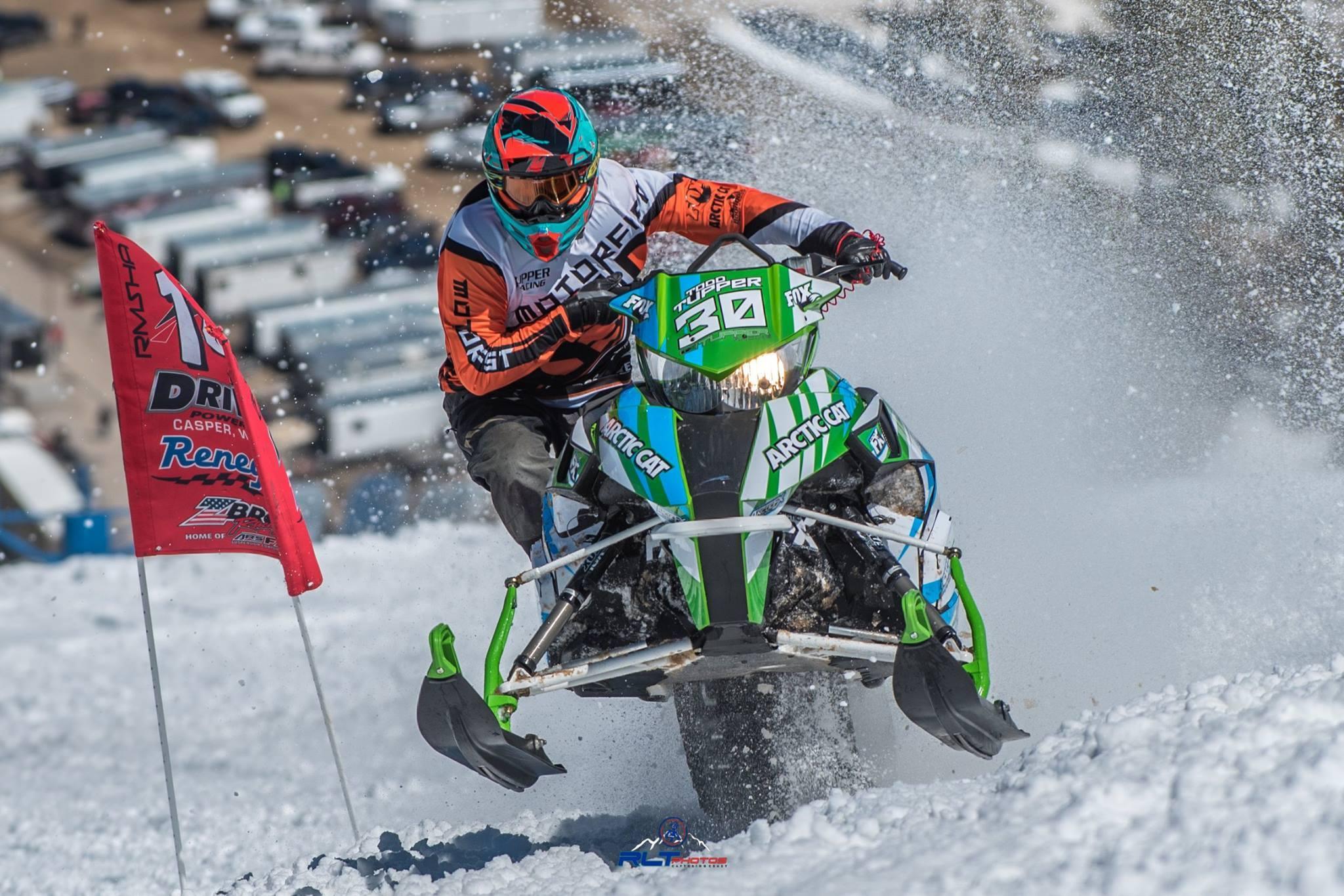 Team Arctic's Todd Tupper wins three RMSHA championships!