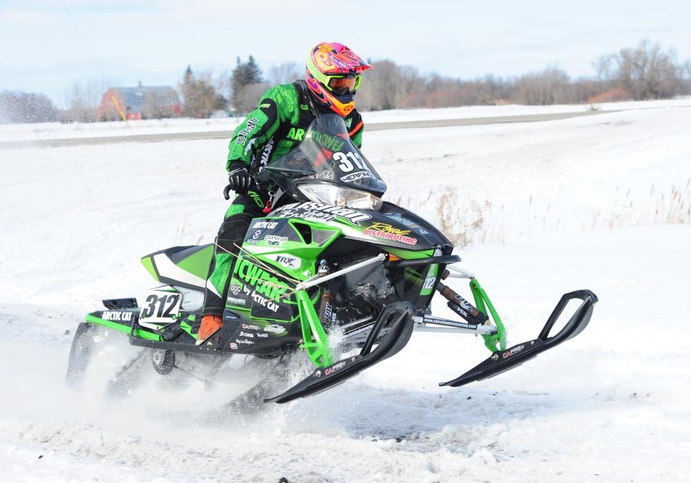Team Arctic's Zach Herfindahl is the 2016 USXC Pro 600 Champ. Photo ArcticInsider.com