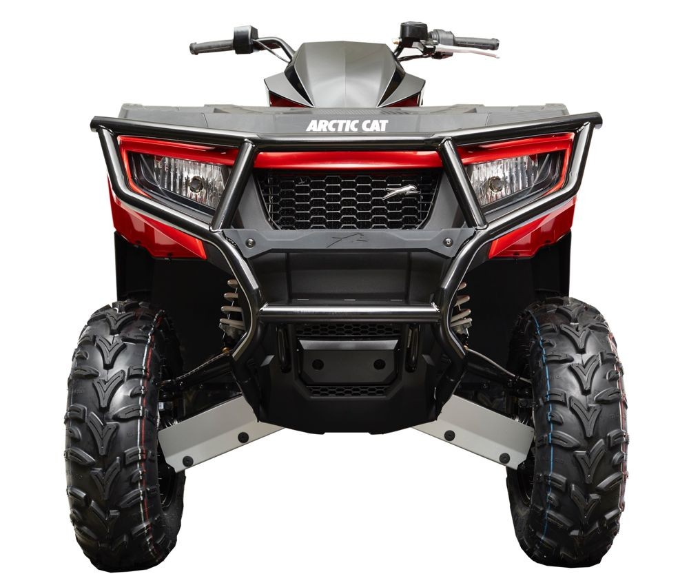 Arctic Cat Deluxe Brush Guard and R. Bumper for Alterra ATVs