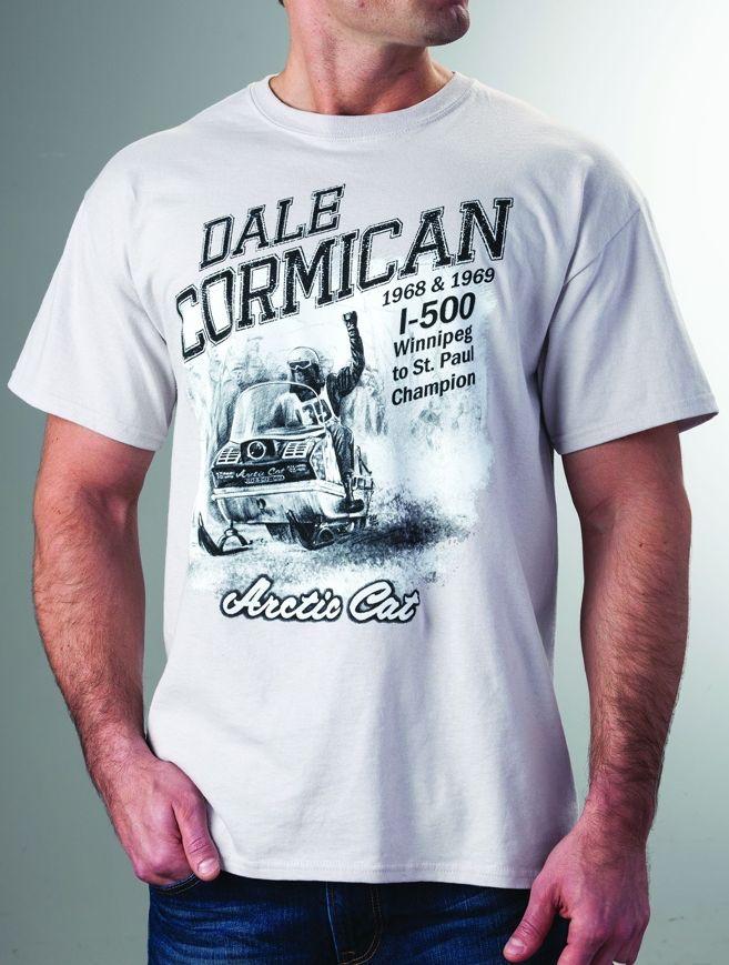 Arctic Cat Legend Cat to Core T-shirts at ArcticInsider.com