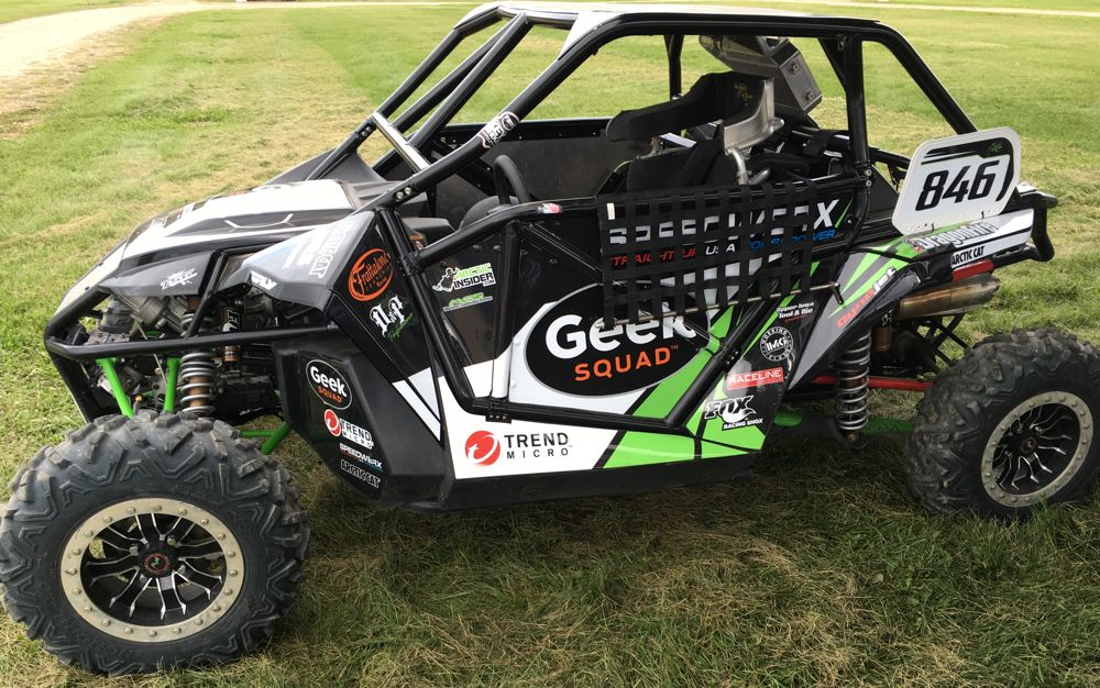 Speedwerx Wildcat Race Effort at 2016 Crandon TORC