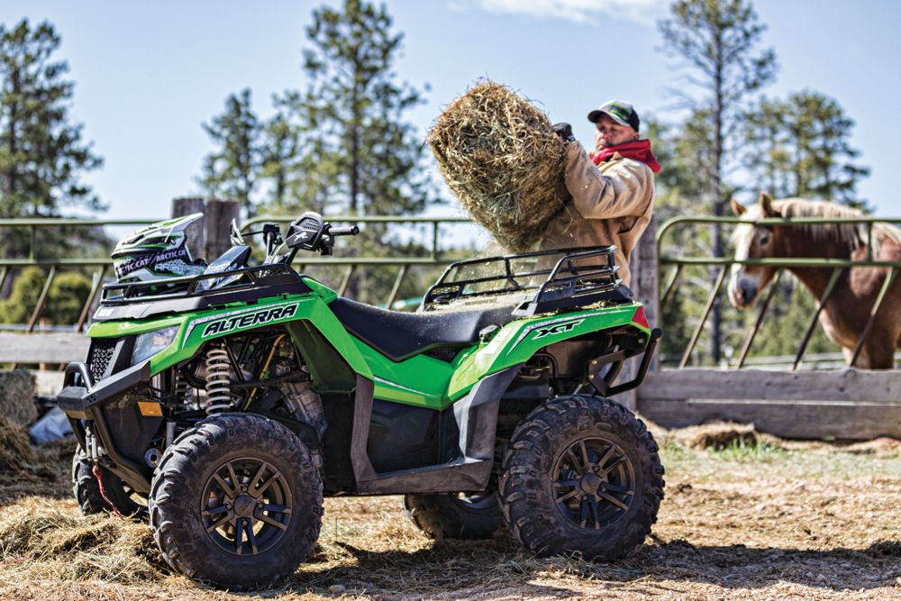 Arctic Cat supports FFA for 2017
