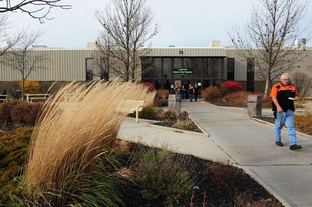 Arctic Cat manufacturing plant in Thief River Falls. Photo by ArcticInsider.com