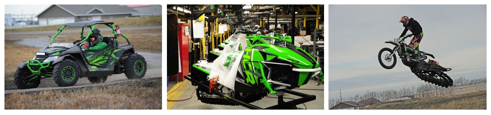 ArcticInsider pix of Arctic Cat in TRF Nov. 2016.