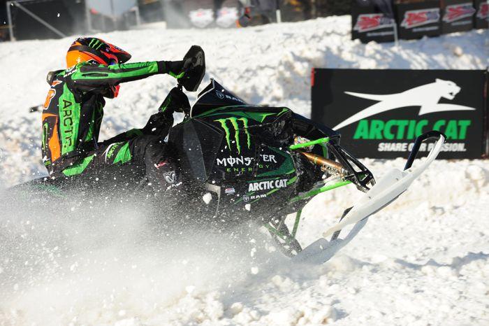 Tucker Hibbert at Duluth '15. Photo by ArcticInsider.com