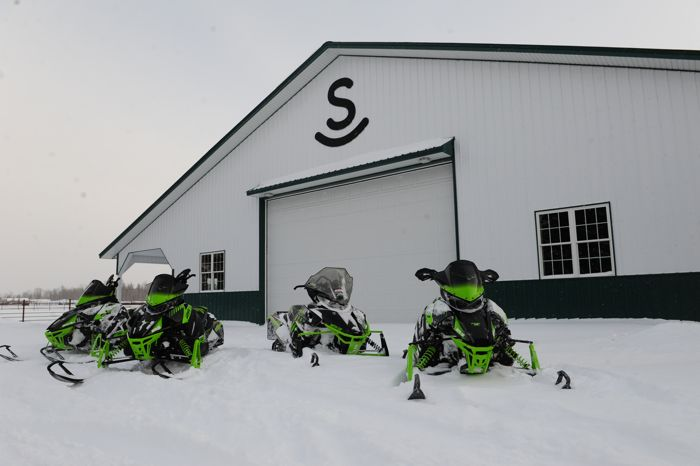 A Day at (Roger) Skime Ranch. Photo by ArcticInsider.com
