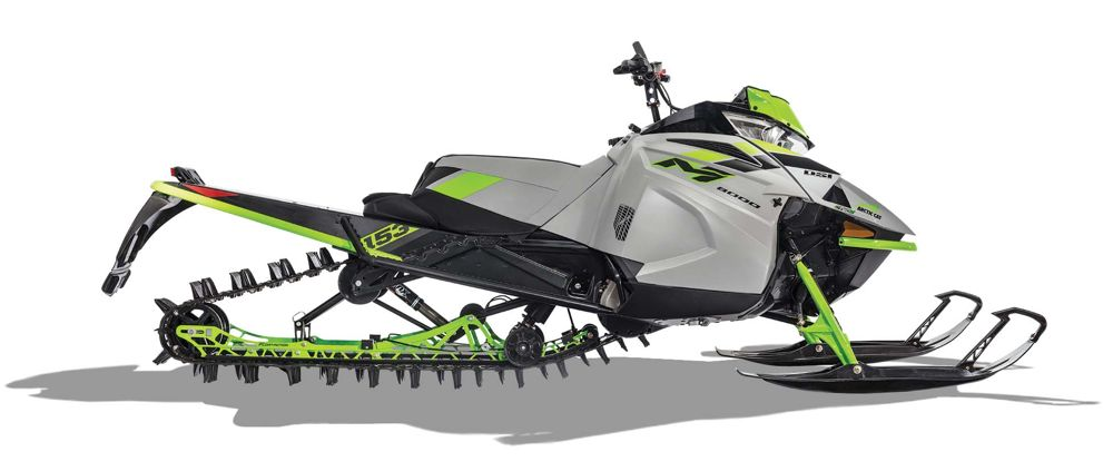 2018 Arctic Cat M 8000 Sno Pro Early Release. At ArcticInsider.com