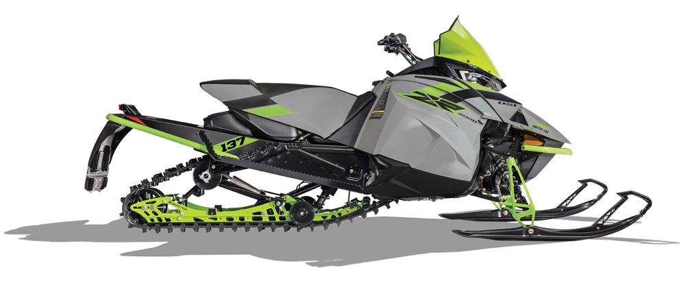 2018 Arctic Cat ZR 8000 Sno Pro ES 129/137 Early Release. At ArcticInsider.com