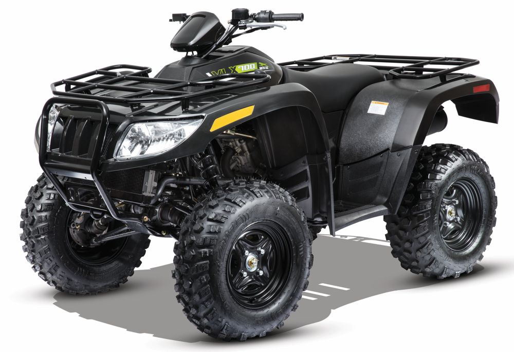 2017 Arctic Cat VLX 700 Value leader ATV. On ArcticInsider.com