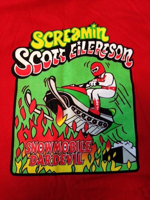 Screamin' Scott Eilertson T-shirt