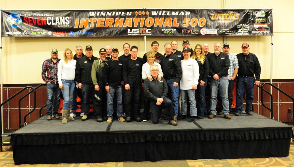 2017 USXC crew who made the I-500 happen.