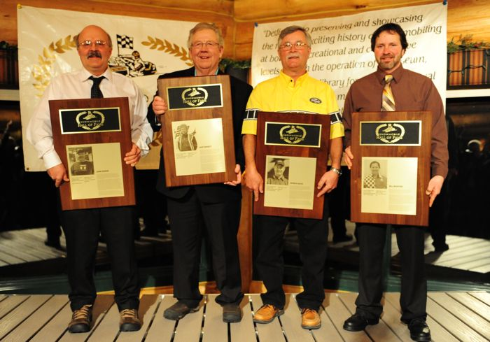 2017 Snowmobile Hall of Fame & Ride With the Champs weekend. Pix by ArcticInsider.com