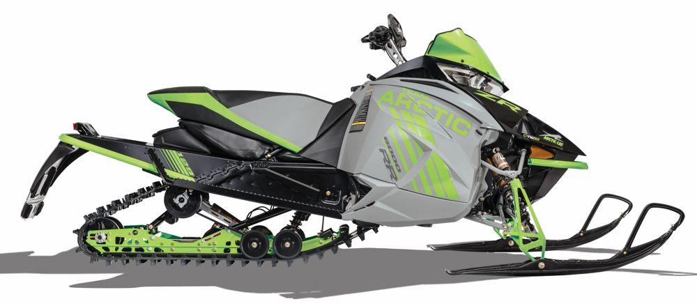2018 Arctic Cat ZR 6000R XC REAL Racer. At ArcticInsider.com