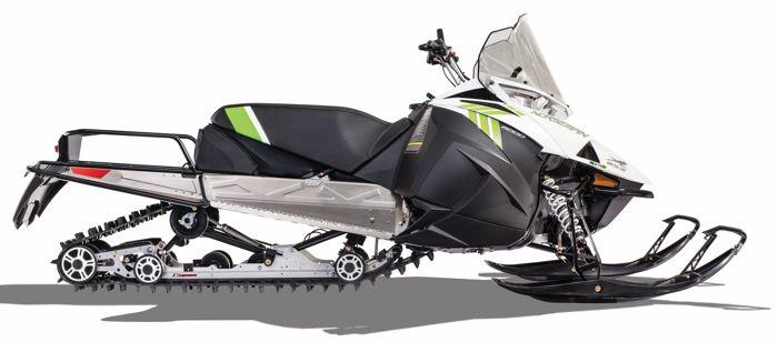2018 Arctic Cat Norseman 6000 snowmobile. At ArcticInsider.com