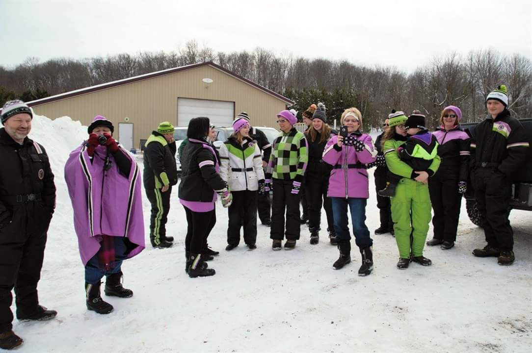 The Schroeder Family (Arctic Cat) Reunion