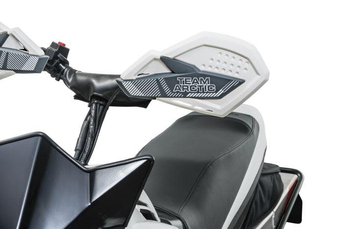 Arctic Cat ZR 200 custom accessories