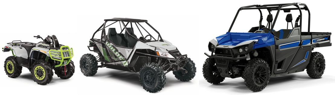 2018 Textron Off Road