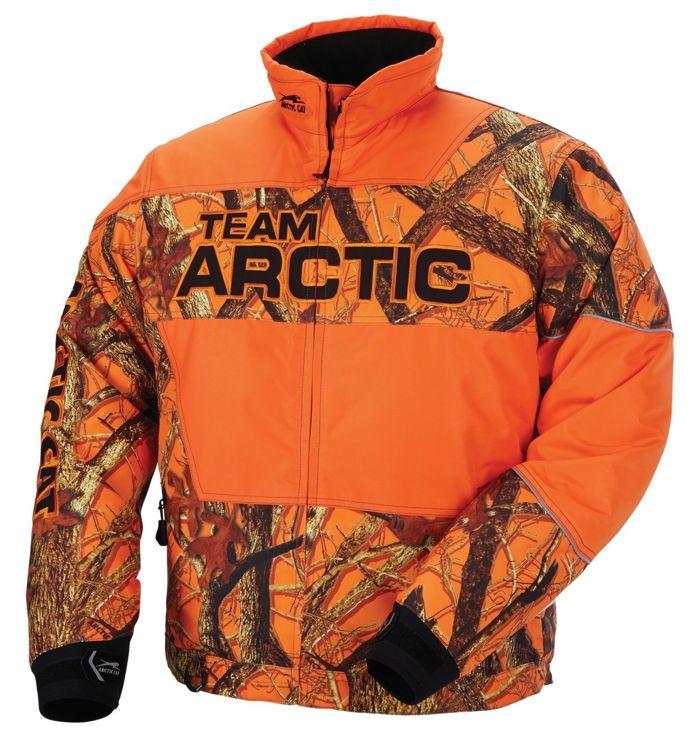 2018 Arcticwear Sno Camo Jacket. Arctic Cat. Yo!