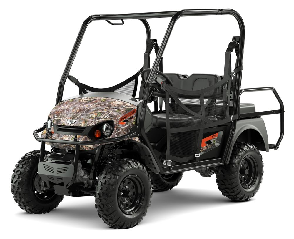 2018 Prowler EV from Textron Off Road.