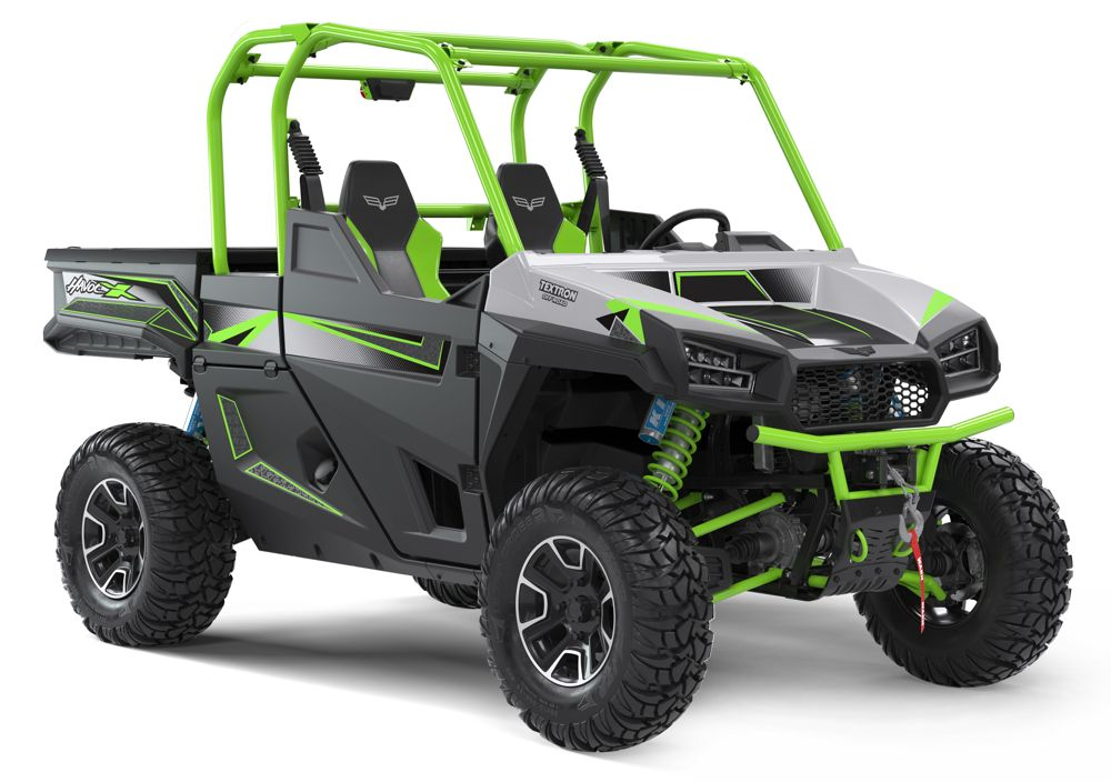 2018 Havoc X from Textron Off Road. American muscle side-by-side.