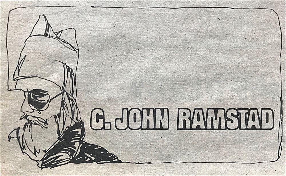 CJ Ramstad
