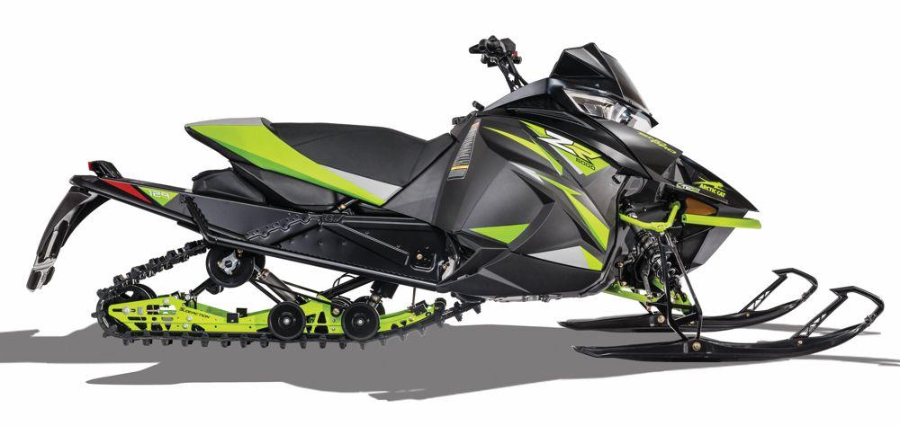 2018 Arctic Cat ZR 6000