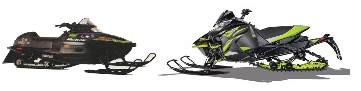 Snowmobiles are too expensive? Arctic Cat comparison by ArcticInsider.com
