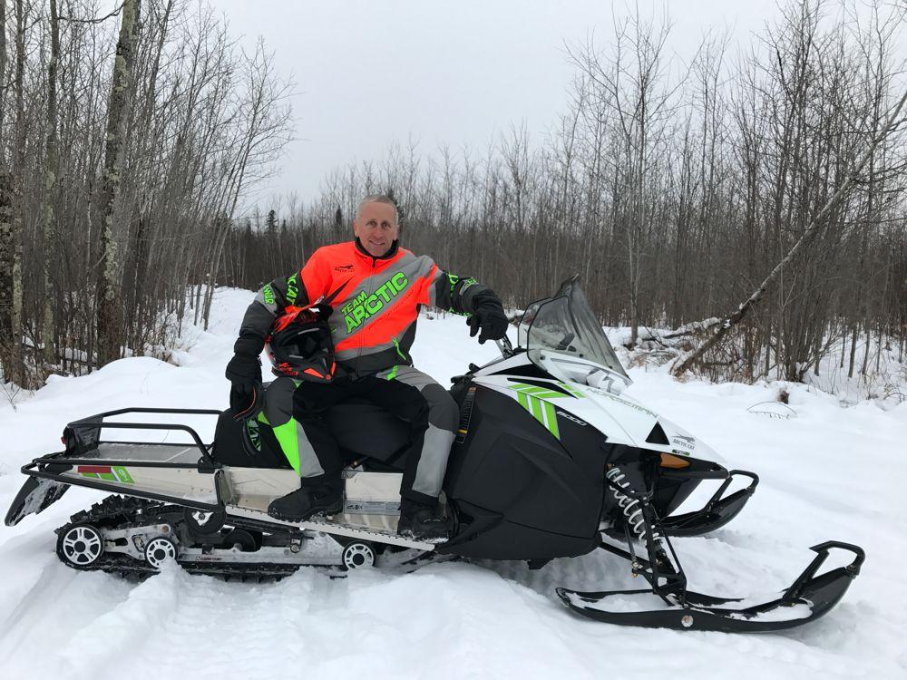 2018 Arctic Cat Norseman 6000. Ridden by man-of-the-north, ArcticInsider.com