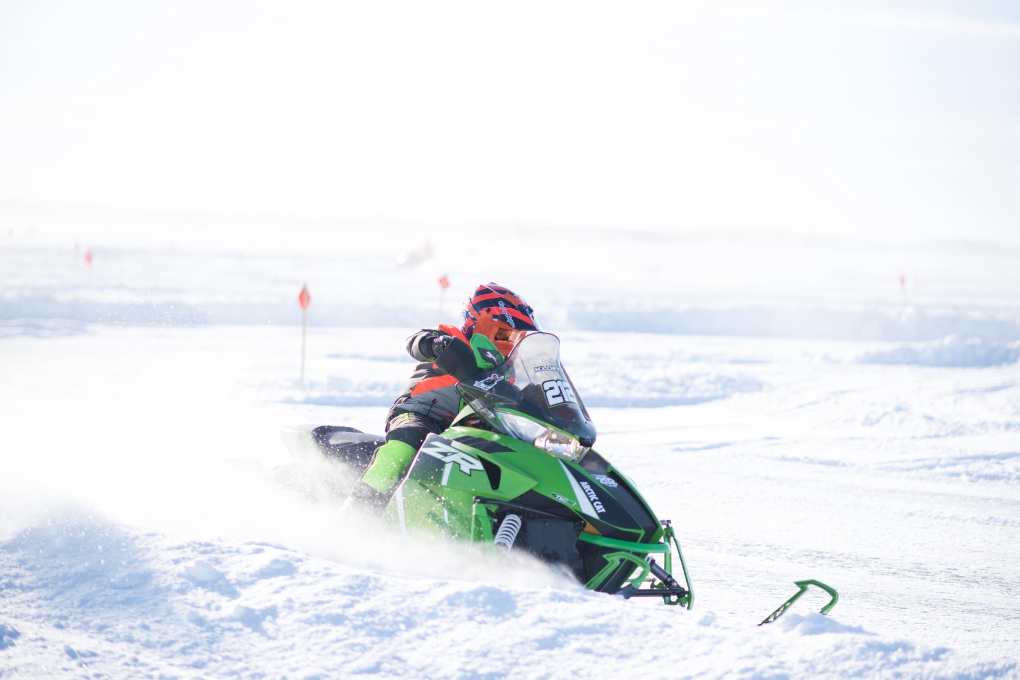 Derek Kloety wins USXC Pine Lake.
