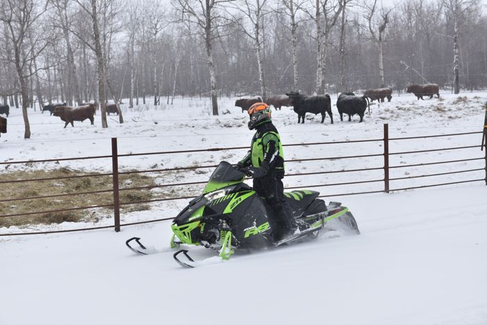 Ride with Roger Skime. A day spent celebrating the soul of Arctic Cat.