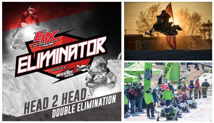 ERX Eliminator and Demo Day weekend