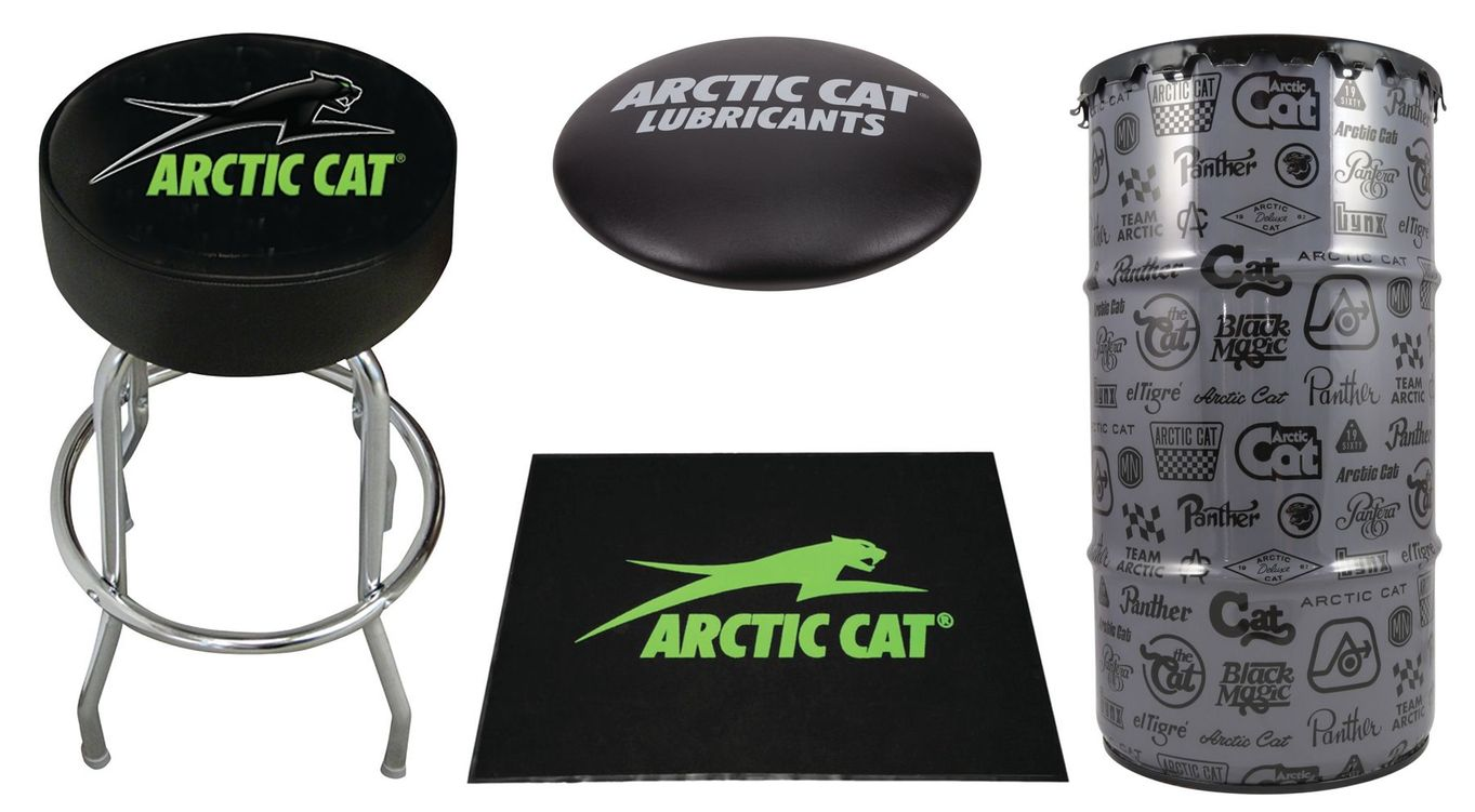 Arctic Cat Garage Collection