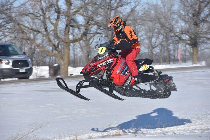USXC I-500 2018 winner Aaron Christensen